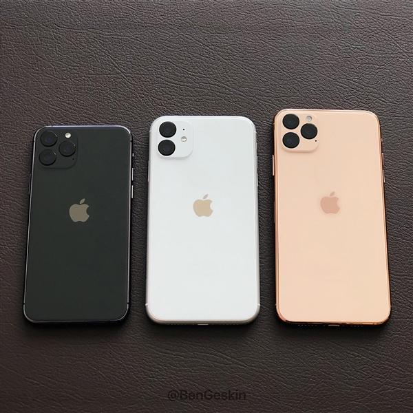 iPhone 11全剧透:为了这个功能苹果连Logo都动了的照片 - 5