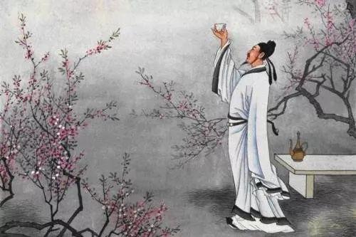 原创李白一首诗透露了他人生一大爱好,和文学截然相反