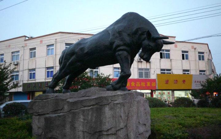 奔牛镇:一个有着2100年历史的常州古镇!
