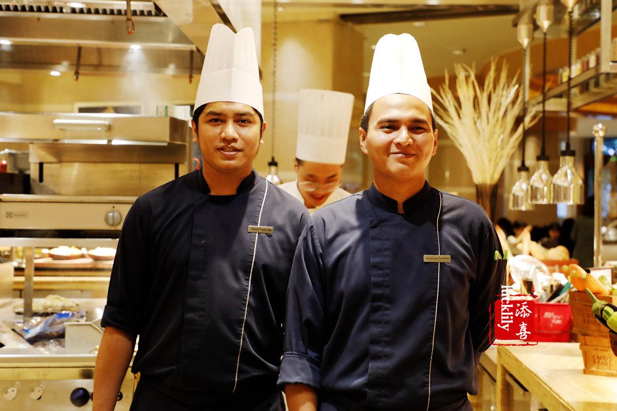 原创【杭州美食生活】杭州JW万豪酒店,寻味印尼•印度尼西亚风情美食节狂热启幕