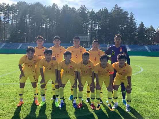 "U20国足塞尔维亚拉练4场最后一战""激怒""主帅"