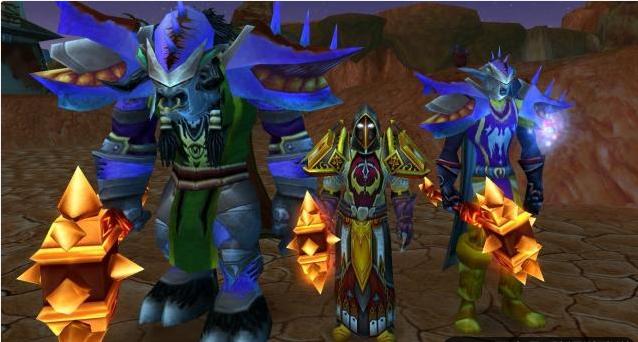 魔兽世界怀旧服:风剑、橙锤物品均有掉落,第一把橙锤要快了!