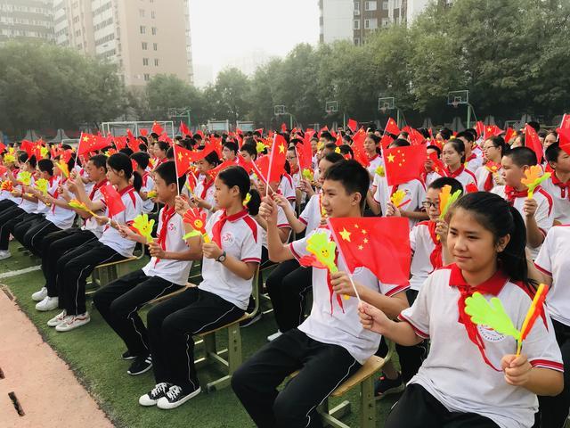 芳星园中学:风雨30载,芳中竹语情教育硕果累累