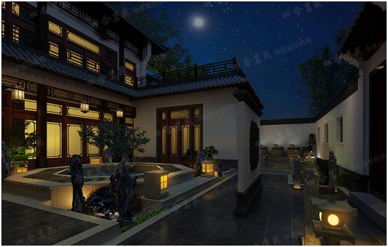 中式酒吧装修设计 高层次的审美与文化修养
