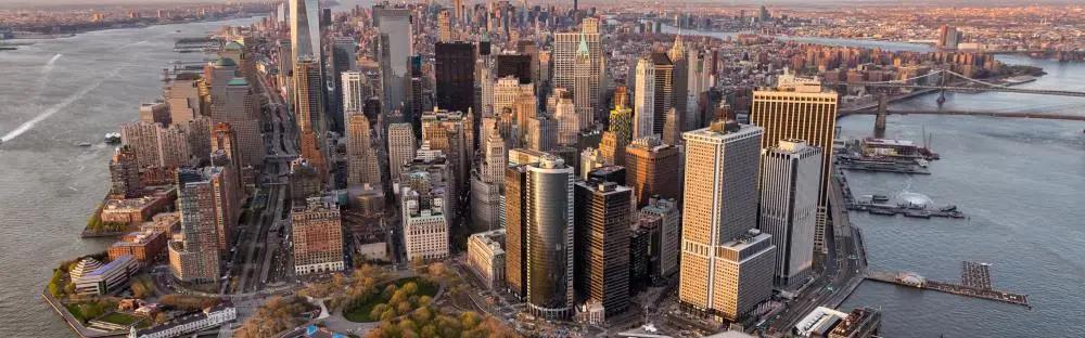 纽约自由行必去20大景点推荐,没去过别说到过纽约!