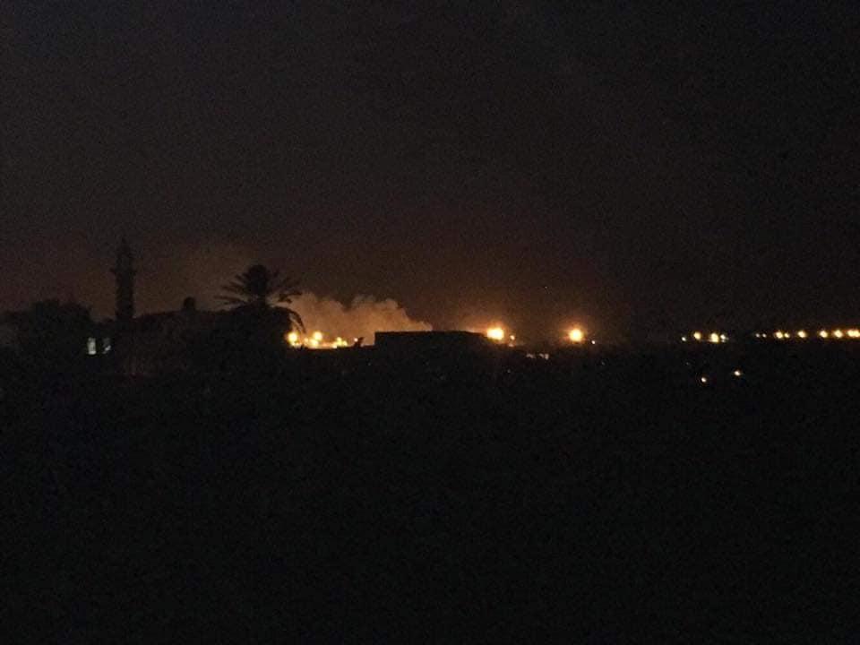 利比亚首都唯一可使用机场再次遭袭伤亡尚不明确