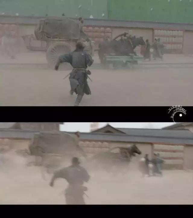 《长安十二时辰》开播前零宣传,靠什么赚了10亿的照片 - 10