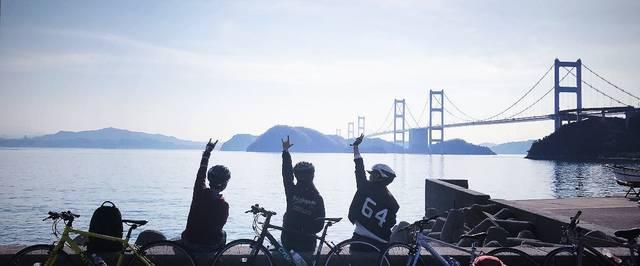 濑户内海骑行·筑波霞浦·滋贺琵琶湖骑行入选日本首批三个国家级骑行道