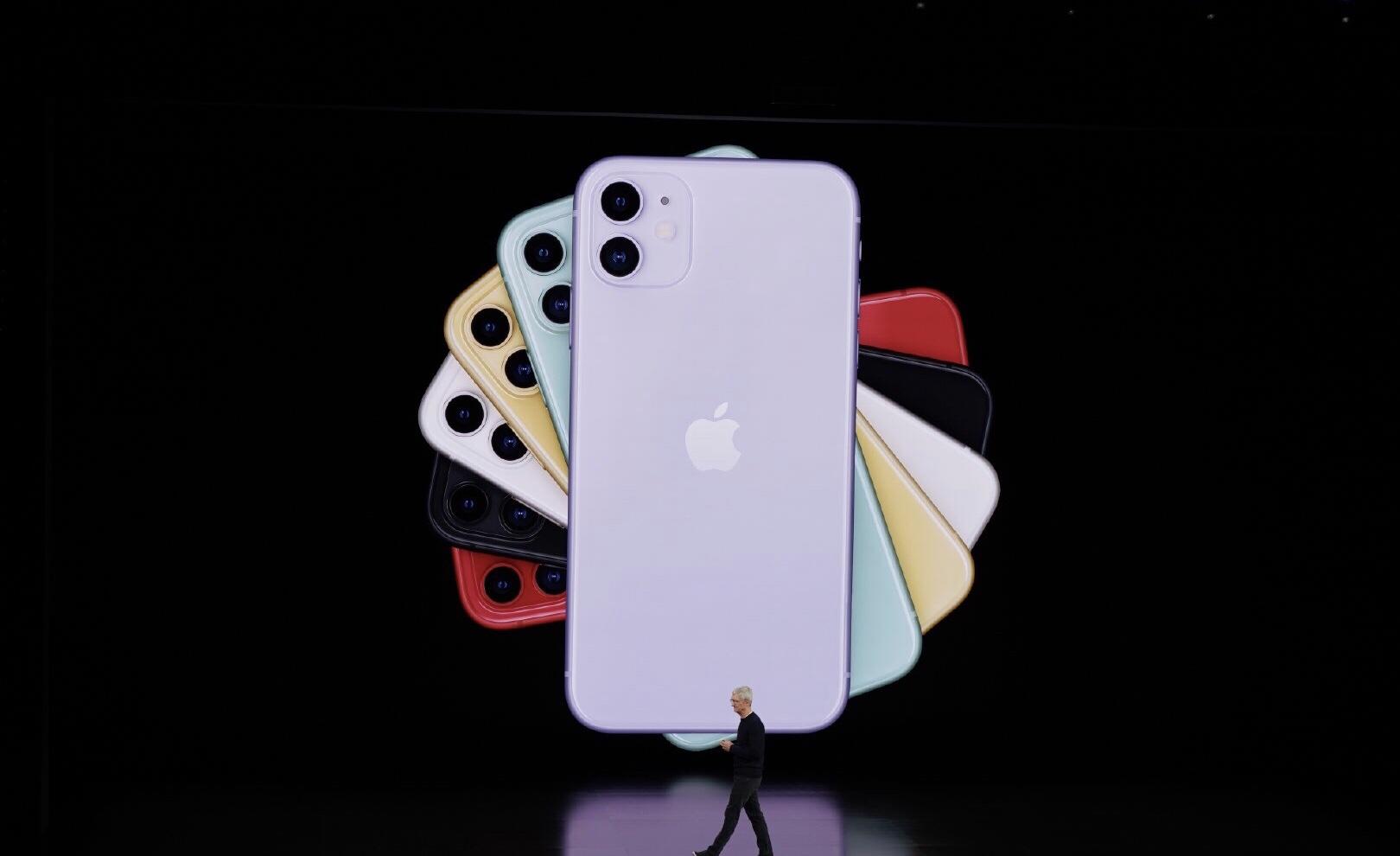 一文看2019苹果秋季新品,iPhone 11起售价5499元的照片 - 3