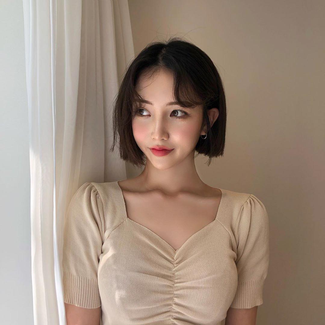 韩国美女模特,甜美精致,气质女神合辑二25张