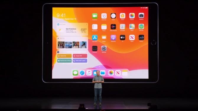 原创选大屏还是处理器?新入门级iPad发布