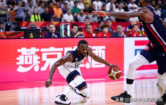 21+16+3!法国神塔戳中美国队最大软肋他在梦之队面前更像巨星