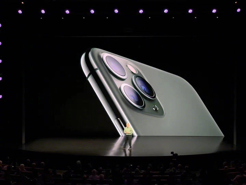 一文看2019苹果秋季新品,iPhone 11起售价5499元的照片 - 5