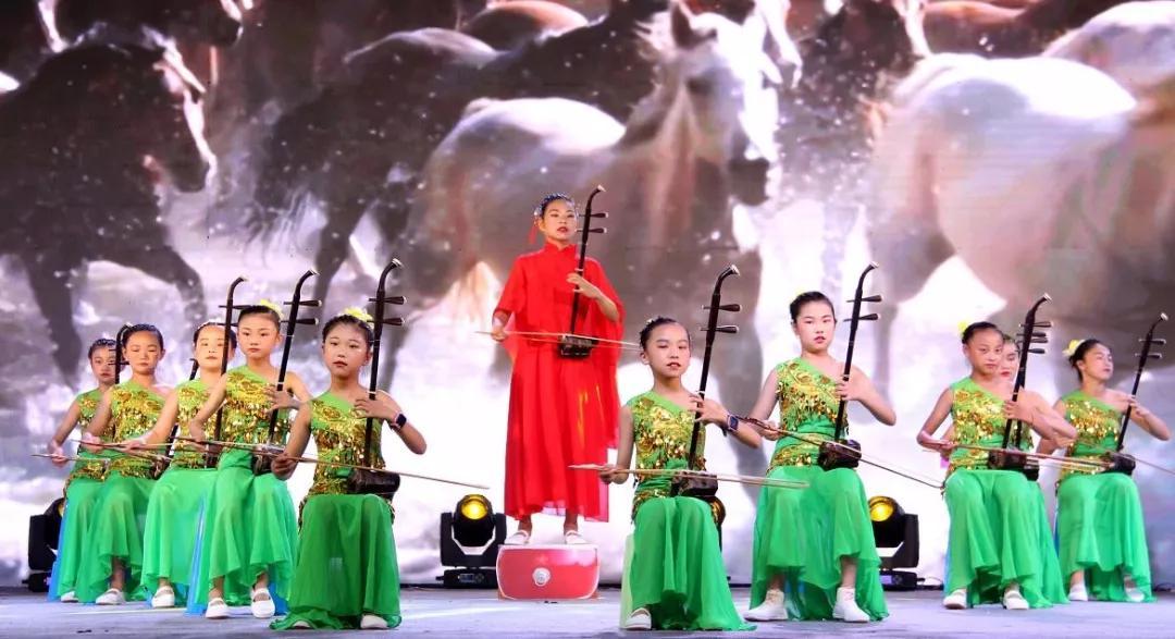 海安市大公镇庆祝中华人民共和国成立七十周年专题文艺晚会圆满落幕