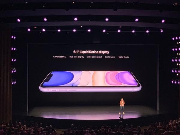 原创iPhone11正式发布全新配色/后置双摄售价699美元起