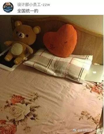 你家一定有过这样的的床单