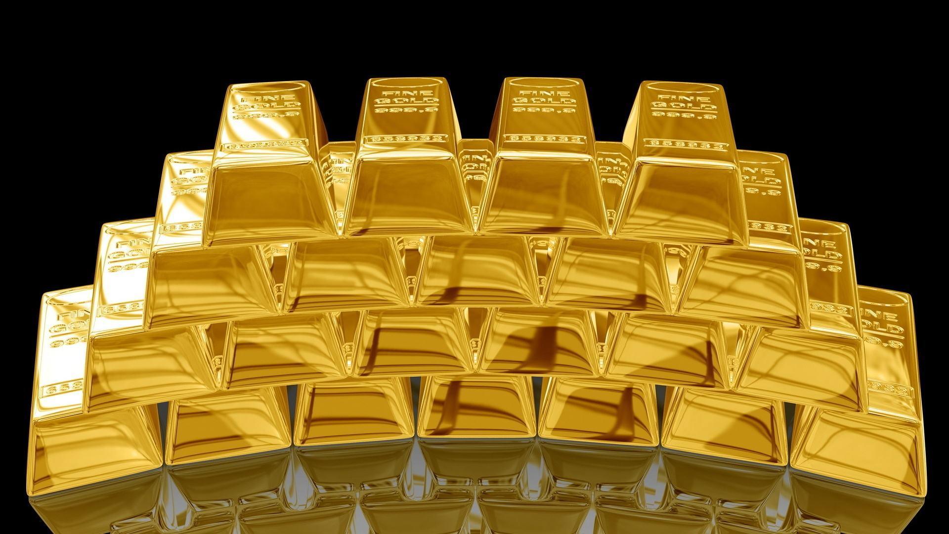 全球官方黃金儲備為3.44萬噸,美國占23.64%,那中國、俄羅斯的呢_