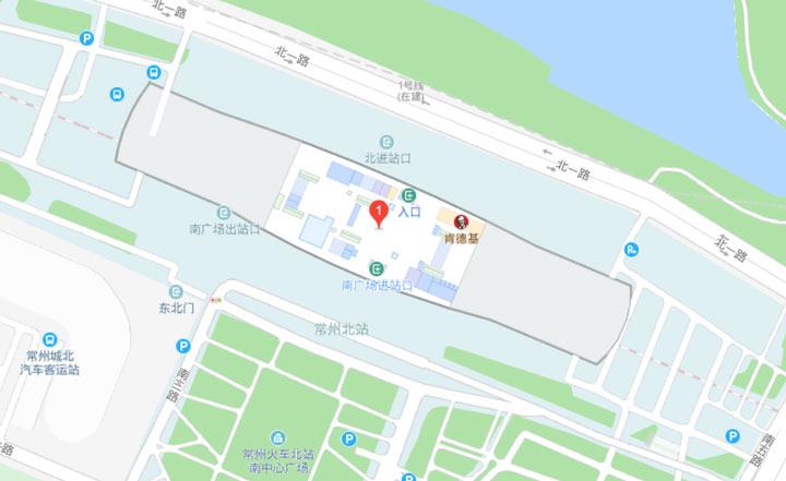 常州北站,常州站和常州站北广场的区别,你能分清楚吗?