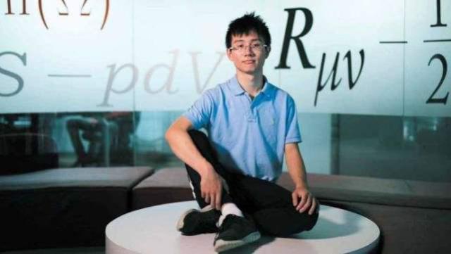 """原创中国""""诺贝尔""""的希望:身为神童的他,20出头就已经成了科学家"""