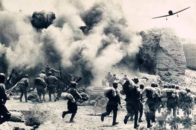原创川军、西北军、广西军,谁最厉害?二战中此军伤亡人数超过30万
