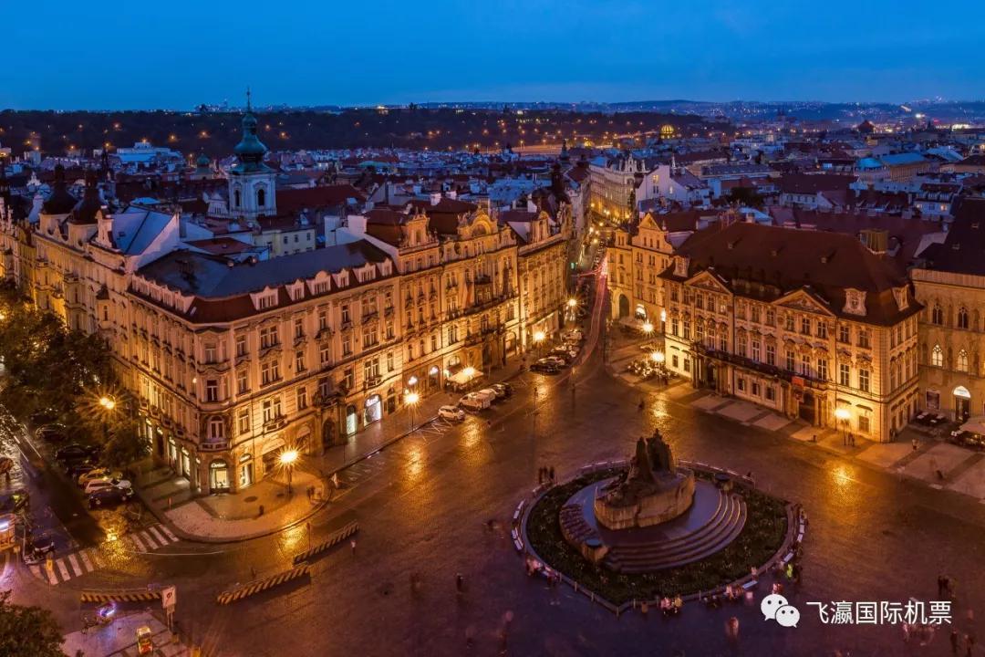 """带你去看最美之城、""""不希望醒来的东欧童话"""""""