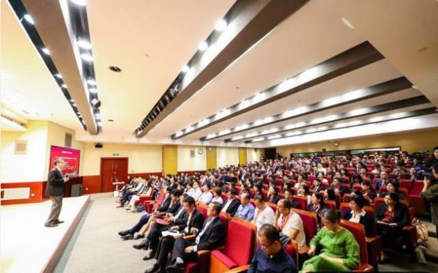 """复旦泛海金融学院2019级开学典礼,金融EMBA独创""""三轨合一""""课程"""
