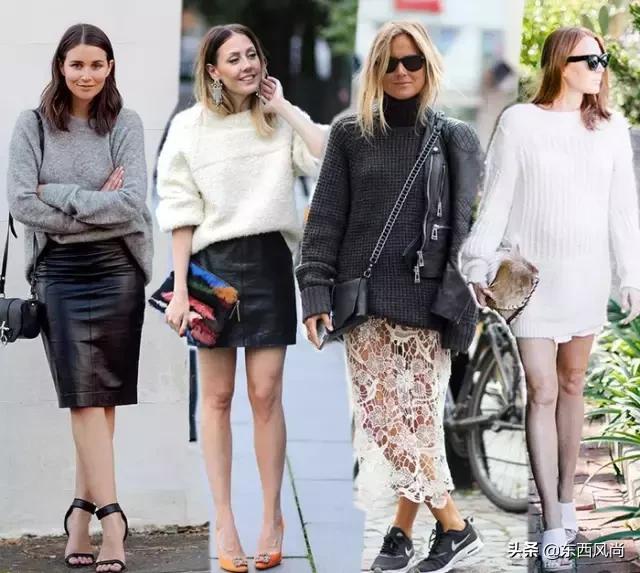 秋天的气息越来越浓,想买个毛衣,有什么好看的样式?