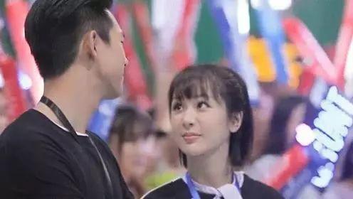 原创杨紫李现甜宠的10个瞬间,两人四目相对的模样像极了爱情!