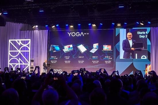 "IFA2019满载而归,联想YOGA C940获""最佳笔记本电脑""等14项大奖"