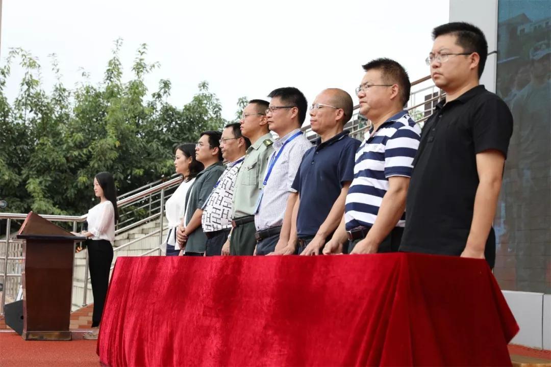 祝福新中国七十华诞!双流建校举行2019年全员军训结业典礼!