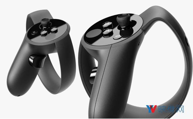 最新公布专利详细介绍了新版OculusTouch控制器的设计细节