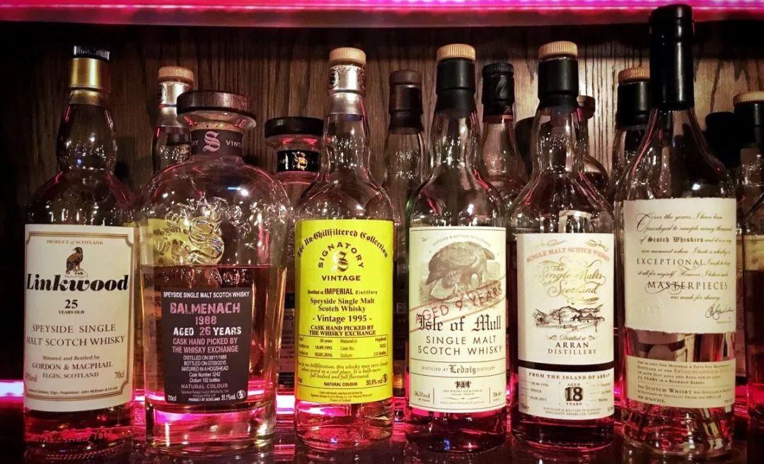 原创当你喝单桶威士忌的时候,你在喝什么?