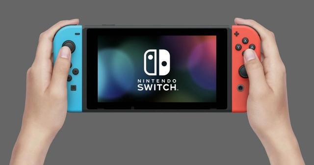 专利设计曝光Switch新型手柄掌机模式更舒适