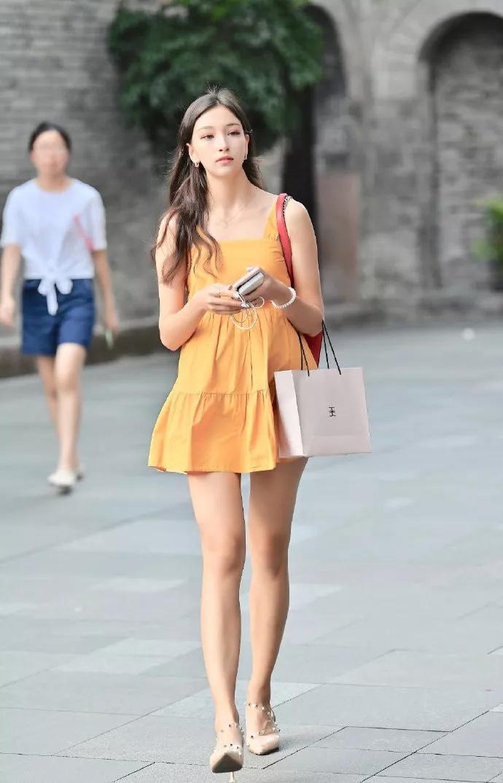 原创高跟鞋气质搭配,轻松营造魅力女神范