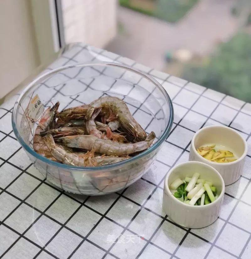 【健康美食】好吃到想连壳也吞掉的油焖大虾~