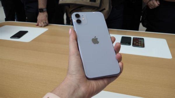 iPhone 11分辨率低?李楠:实际效果与OLED接近的照片 - 1