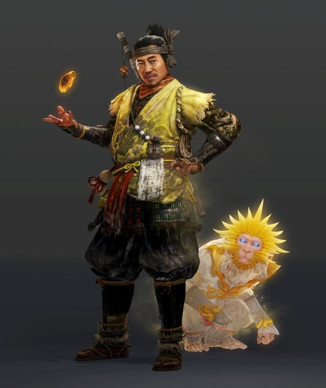 《仁王2》全新人物立绘公开将扮演重要角色
