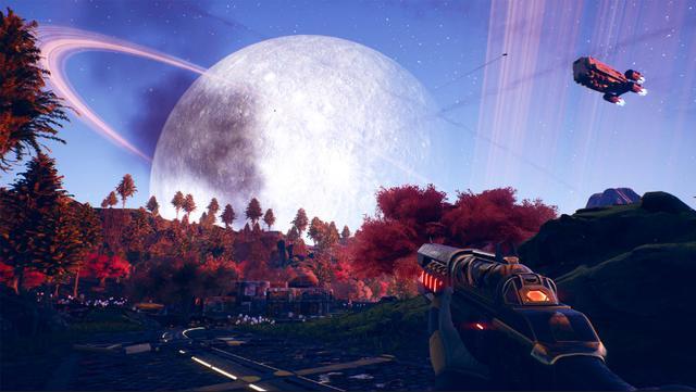 TGS:《天外世界》中文实机试玩游戏内含大量对话选项