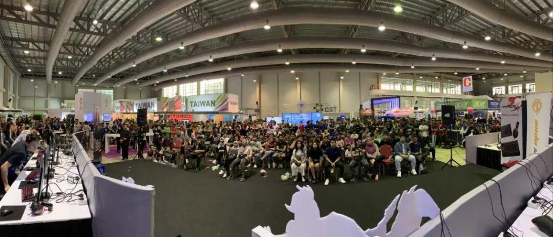 在新加坡的CS:GO比赛中,我和文莱职业选手聊了聊文莱电竞行业
