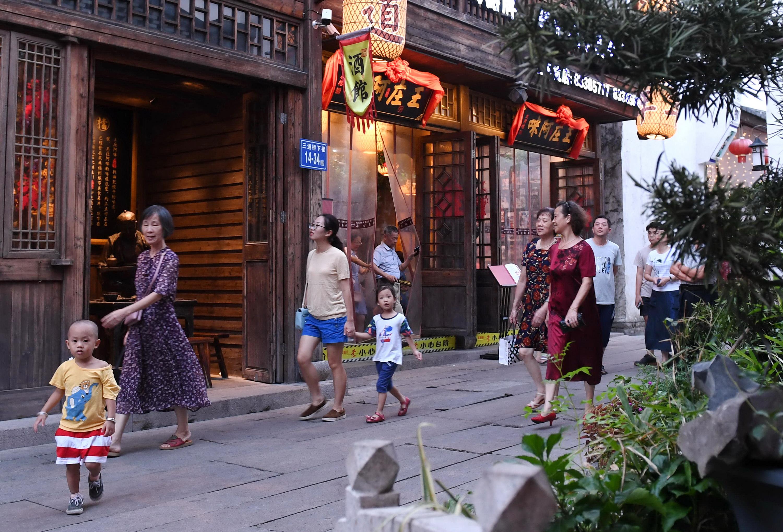 福建:中秋假期接待游客超500万人次