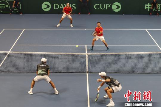 戴维斯杯贵阳收官中国1-3负于韩国无缘世界组资格赛