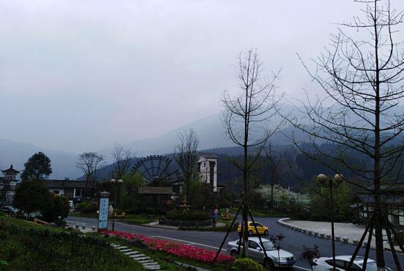 推荐的四川旅游胜地-峨眉半山·七里坪国际温泉度假区