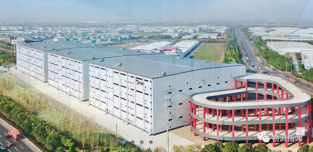 亚太区最大物流地产平台ESR再次提交上市申请