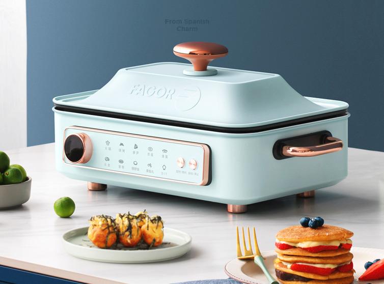 高颜值多功能的法格料理锅,风靡吃货界的烹饪神器!