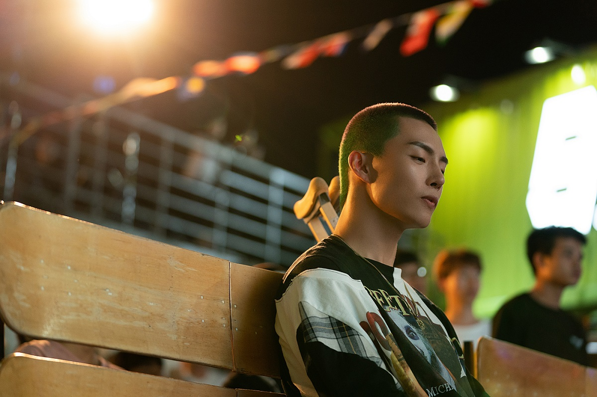 陈泽希《极限17 滑魂》突破自我 展现滑板少年青春正能量