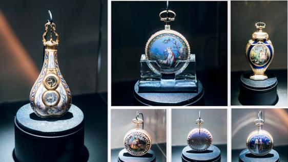 瑞士高級制表品牌雅克德羅與澳門鐘表博物館 首次攜手舉辦高級鐘表鑒賞會