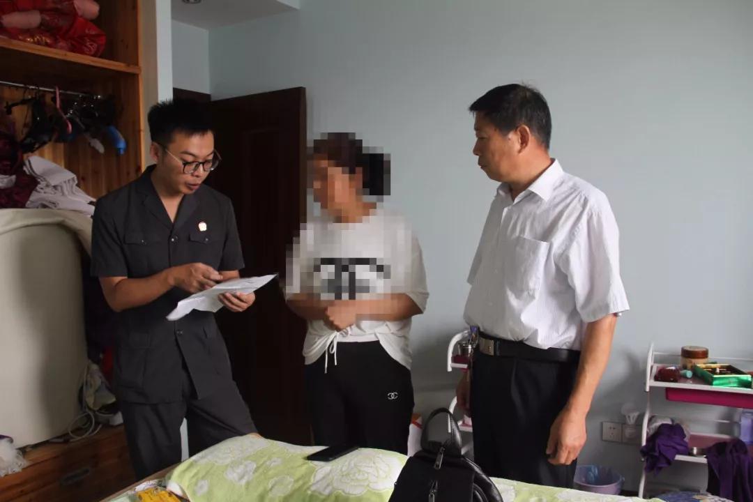 江苏省东台法院:强制腾房再次奏响胜利交响曲