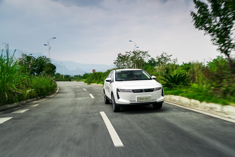 15万元以内最省心新能源跨界车,选欧拉iQ智联版准没错