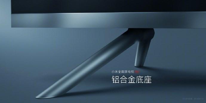 小米全面屏电视Pro真容公布:金属外观 3D美背的照片 - 3