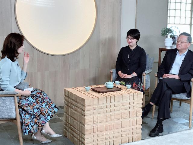 口腔医学泰斗张志愿院士与美维CEO朱丽雅做客《醇享人生》